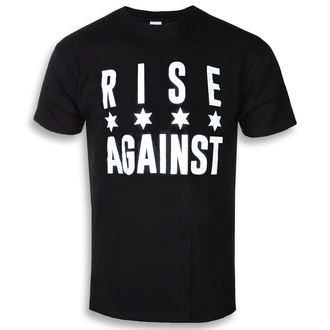t-shirt metal men's Rise Against - Chicago Flag White - KINGS ROAD, KINGS ROAD, Rise Against