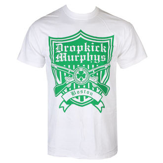 t-shirt metal men's Dropkick Murphys - Gun Shield - KINGS ROAD, KINGS ROAD, Dropkick Murphys