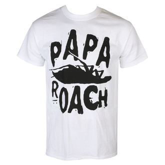 t-shirt metal men's Papa Roach - Classic Logo - KINGS ROAD, KINGS ROAD, Papa Roach