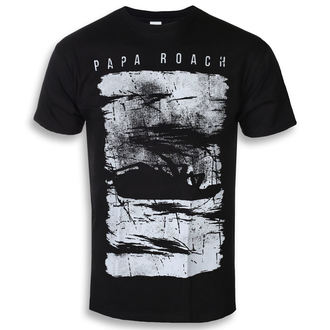 t-shirt metal men's Papa Roach - Distress - KINGS ROAD, KINGS ROAD, Papa Roach