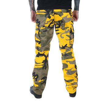 Men's trousers US BDU - YELLOW-CAM - 200500_YELLOW-CAM