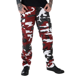 pants men US BDU - RED-CAMO - 200500_RED-CAMO