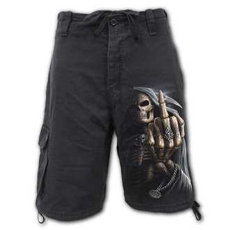 shorts men SPIRAL - Bone Finger - WM112935