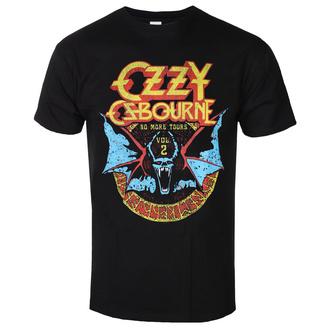 t-shirt metal men's Ozzy Osbourne - Bat Circle - ROCK OFF - OZZTS18MB