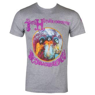t-shirt metal men's Jimi Hendrix - AYE - BRAVADO, BRAVADO, Jimi Hendrix