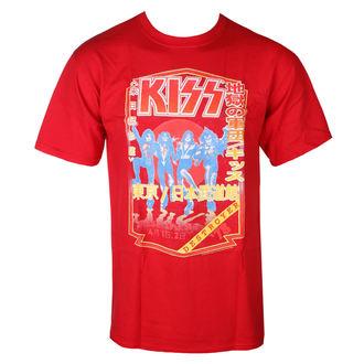 tričko pánské Kiss - Destroyer - LOW FREQUENCY, LOW FREQUENCY, Kiss
