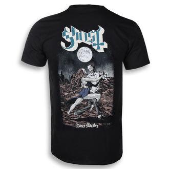 Men's shirt Ghost - Dance Macabre Cover & Logo - ROCK OFF, ROCK OFF, Ghost