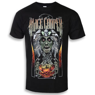 t-shirt metal men's Alice Cooper - I Am Halloween - ROCK OFF - ACTEE12MB