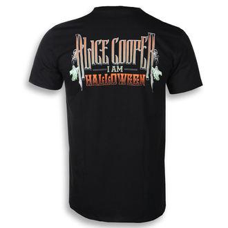 t-shirt metal men's Alice Cooper - I Am Halloween - ROCK OFF, ROCK OFF, Alice Cooper
