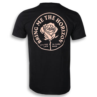 t-shirt metal men's Bring Me The Horizon - Too Late - ROCK OFF, ROCK OFF, Bring Me The Horizon