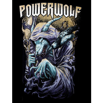 t-shirt metal men's Powerwolf - Metallum Nostrum - NAPALM RECORDS - TS_545