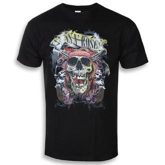 t-shirt men Guns N' Roses - Trashy Skull - ROCK OFF, ROCK OFF, Guns N' Roses