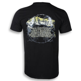 t-shirt men Guns N' Roses - Trashy Skull - ROCK OFF - GNRTS41MB