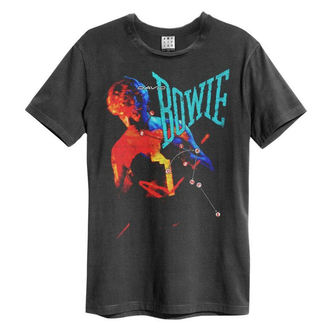 t-shirt metal men's David Bowie - Lets Dance Anniversary - AMPLIFIED, AMPLIFIED, David Bowie