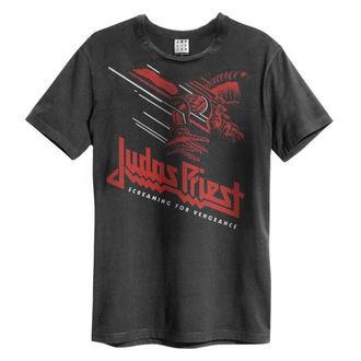 t-shirt metal men's Judas Priest - Screaming for Vengence - AMPLIFIED, AMPLIFIED, Judas Priest