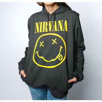 hoodie men's Nirvana - AMPLIFIED - AMPLIFIED, AMPLIFIED, Nirvana
