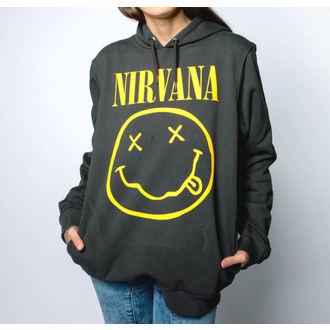 hoodie men's Nirvana - AMPLIFIED - AMPLIFIED, AMPLIFIED, Nirvana