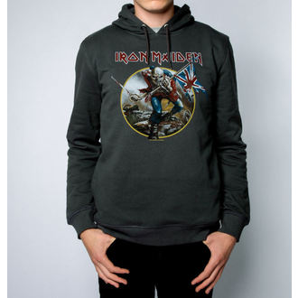 hoodie men's Iron Maiden - AMPLIFIED - AMPLIFIED, AMPLIFIED, Iron Maiden