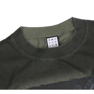 t-shirt men's - KHAKI - AMPLIFIED, AMPLIFIED