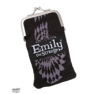case EMILY THE STRANGE - Emily (E4082316) Optical Skull mobile phone purse