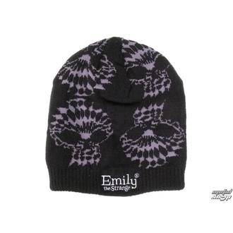 beanie EMILY THE STRANGE - Emily (E4082005) Optical Skull Beanie