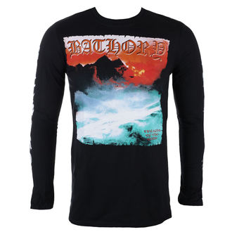 t-shirt metal men's Bathory - TWILIGHT OF THE GODS - PLASTIC HEAD - PH5420LS