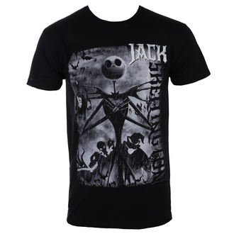 t-shirt men THE NIGHTMARE BEFORE CHRISTMAS - SKEL LINGTON, NIGHTMARE BEFORE CHRISTMAS