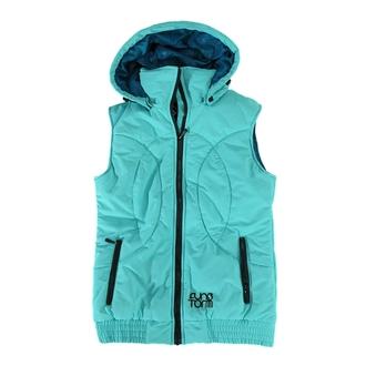 vest women's winter FUNSTORM - Hawea - 40 ice