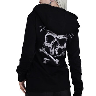 hoodie women's - BACK2BLACK - HYRAW, HYRAW
