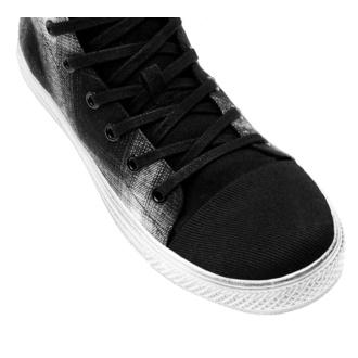 low sneakers unisex - DISTURBIA - SS19F4