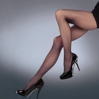 tights LEGWEAR - avant garde - black, LEGWEAR