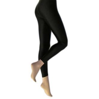 Women's trousers (leggings) LEGWEAR - Shimmer look - Black, LEGWEAR